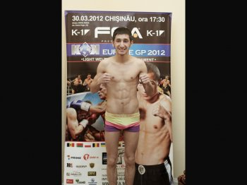 Press Conference KOK EUROPE GP 2012