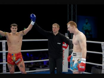 10th SUPERFIGHT 83 KG Tutu Constantin vs Gregory Lenart