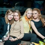 Afterparty K-1 WGP 2013 in DRIVE CLUB