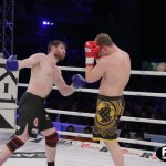 Superfight +91 kg Maxim Bolotov (MD) VS Tcaciuc Leonid (RO)