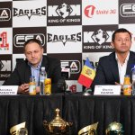 PRESS CONFERENCE EAGLES KOK WORLD SERIES 2013
