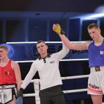Open fight WAK-1F Rules.Constantinov Cristi vs Balta Tudor