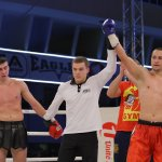 GP EAGLES fight KOK RULES. Weight 85kg Apavaloae Denis (Moldova) vs Lazar Daniel (Romania)
