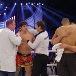 GP EAGLES fight KOK RULES. Weight 84kg Tutu Constantin (Moldova) vs Ibrahim El Bouni (Morocco)