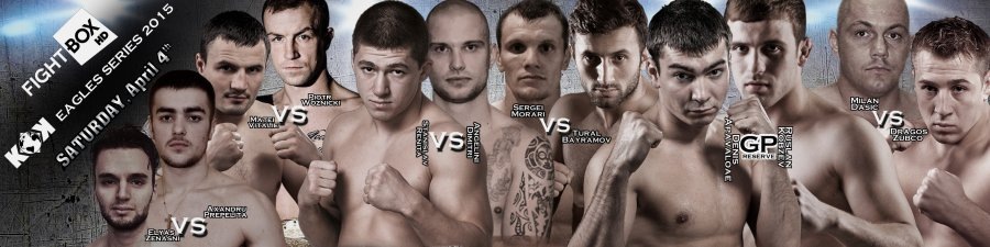 KOK WORLD GP Middleweight Tournament 2015 in MOLDOVAVol.27 - EAGLES WORLD SERIES 2015 Vol.5