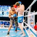 Open Fight Florin Lambagiu vs Denis Teleshman