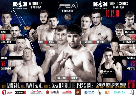 KOK WORLD GP 2016 in MOLDOVA Vol.42