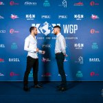 Press conference and official weigh in KOK 46 WORLD GP in MOLDOVA Part 1