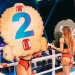 Ring Girls 1st April 2017