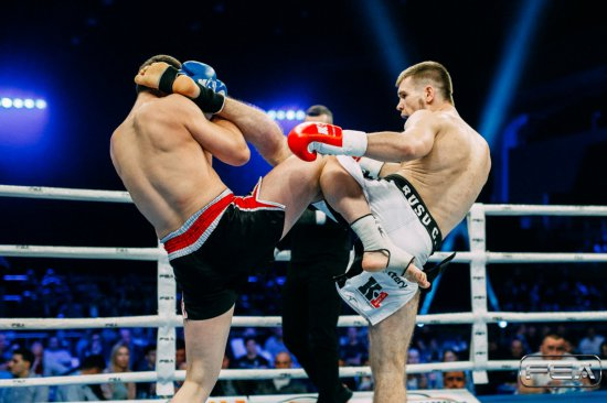 Full fight. Emilian Singeorzan vs Constantin Rusu. KOK WGP 46 .