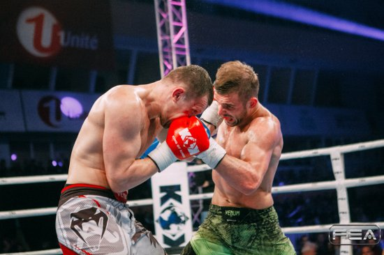 Video. Serghei Morari vs Vadim Vaskov. KOK World Series on 1st of April 2017.