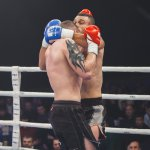 Kaouachi vs Voronin