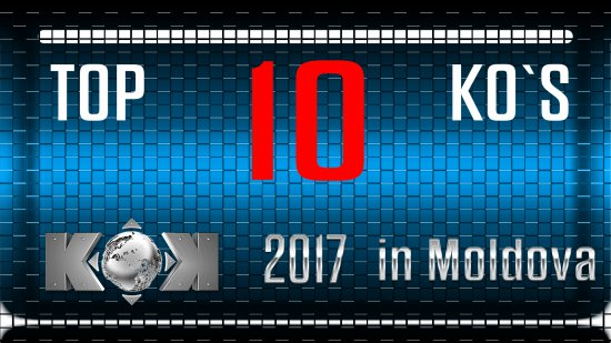 Top 10 KO`S  - KOK 2017 in Moldova