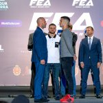 Official Press Conference and weigh in Part 2