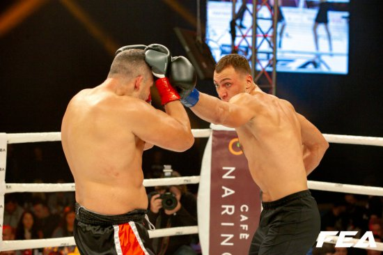 !!! FREE FULL FIGHT !!! FEA 26 WORLD GRAND PRIX. 1st Semifinal fight. Roman Kryklia vs Tomas Hron