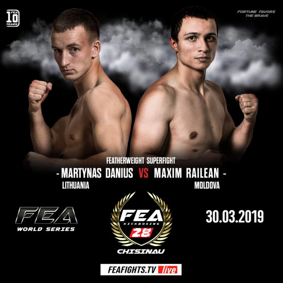 FEA WGP vol.28. March 30th, 2019. Chisinau