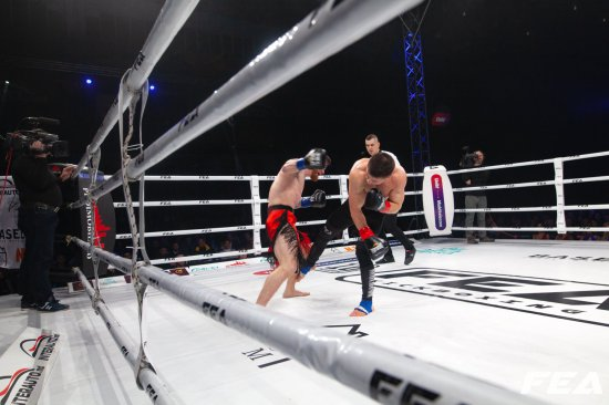 FEA 28 Featherweight Tournament HIGHLIGHTS!!!