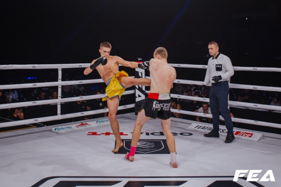Free Full Fight‼️  Oleg Likhtorovich vs Zakhar Pavelko.  FEA WGP ODESSA. 24 August 2019.